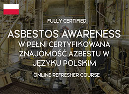 Asbestos Awareness Polish