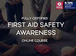 First Aid Safety Awareness